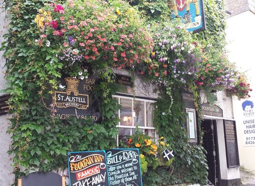 The Fountain Inn Mevagissey Cornwall