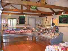 Heligan farm shop